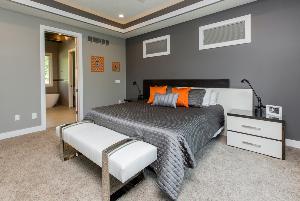 Color Carpet Goes With Gray Bedroom