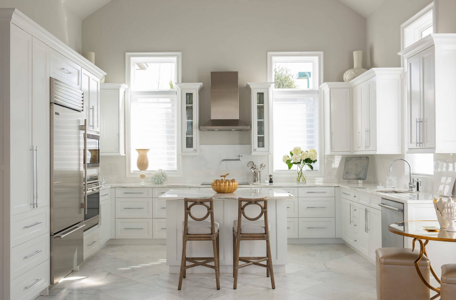 What Color Should I Paint My Kitchen with White Cabinets ...
