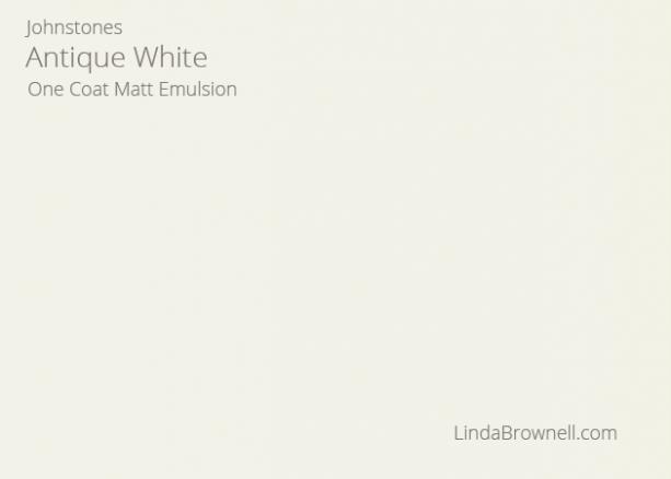 antique white paint johnstones