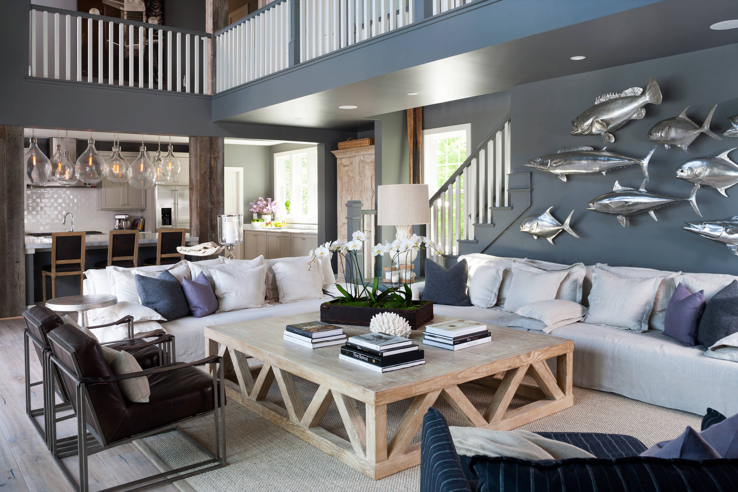 11 Most Attractive Grey and Blue Living Room Ideas That You Will