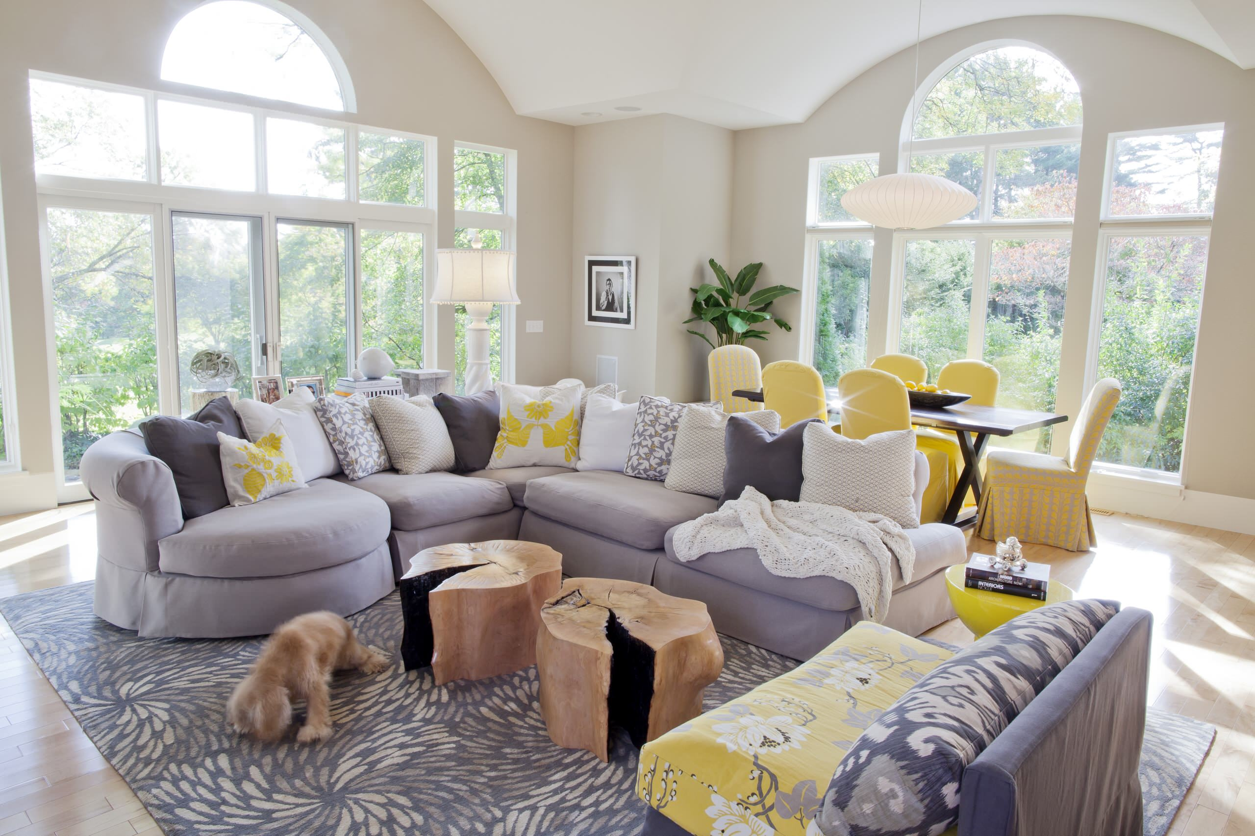 11 Most Stunning Grey And Yellow Living Room Ideas To Try This Summer – JimenezPhoto