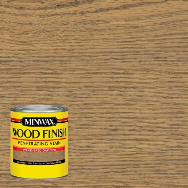 Minwax Weathered Oak 270