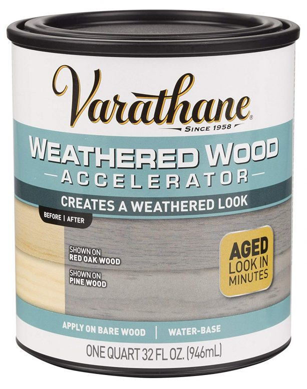 Rust-Oleum Varathane Weathered Wood Accelerator