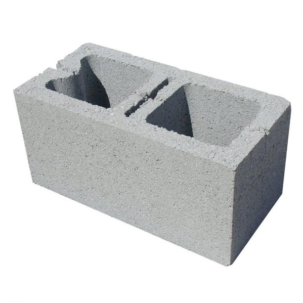 concrete block with a similar look with cinder block