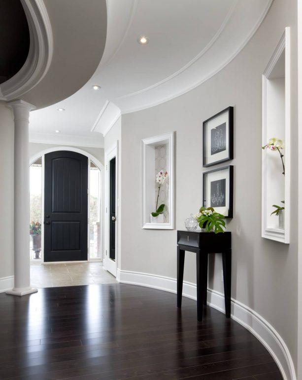 Grey Walls With Wood Floors, Grey Laminate Flooring With Walls