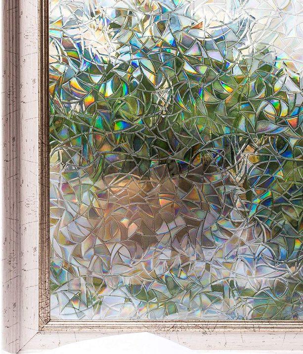 Cotton Colors 3D window film