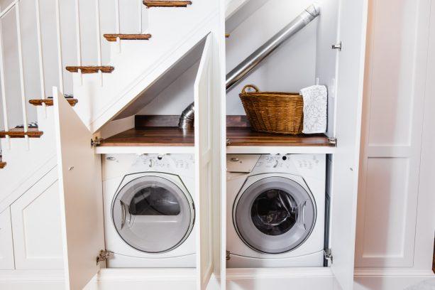 12 Unique Laundry Closet Doors For Maximizing Your Home Interior Space Jimenezphoto